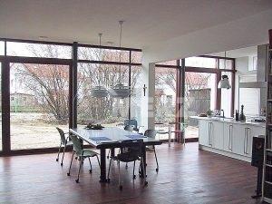 Fenster Schiebetüre Glasfront