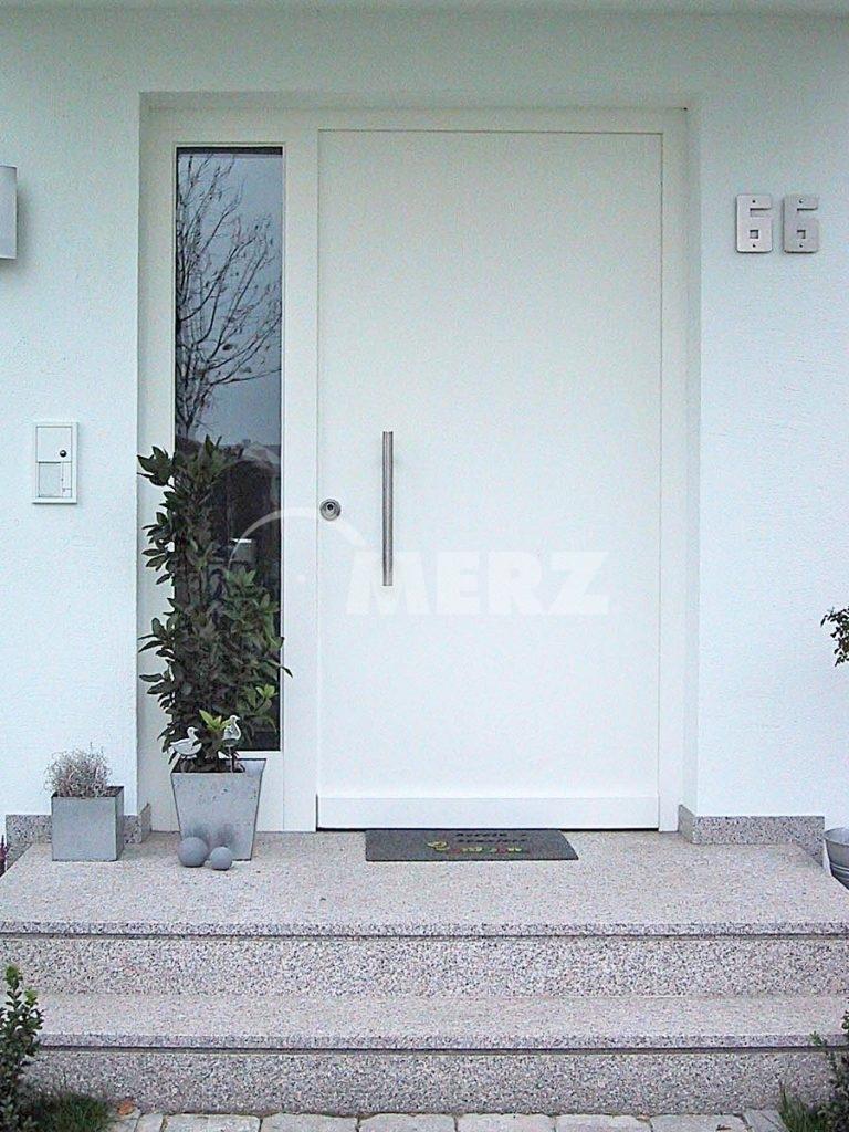 Haustüre Weiß haustüren schreinerei merz